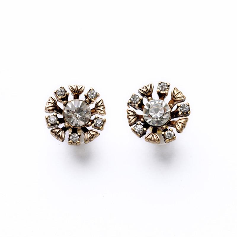 Model Gold Stud Earrings For Women Stud Earrings For Women