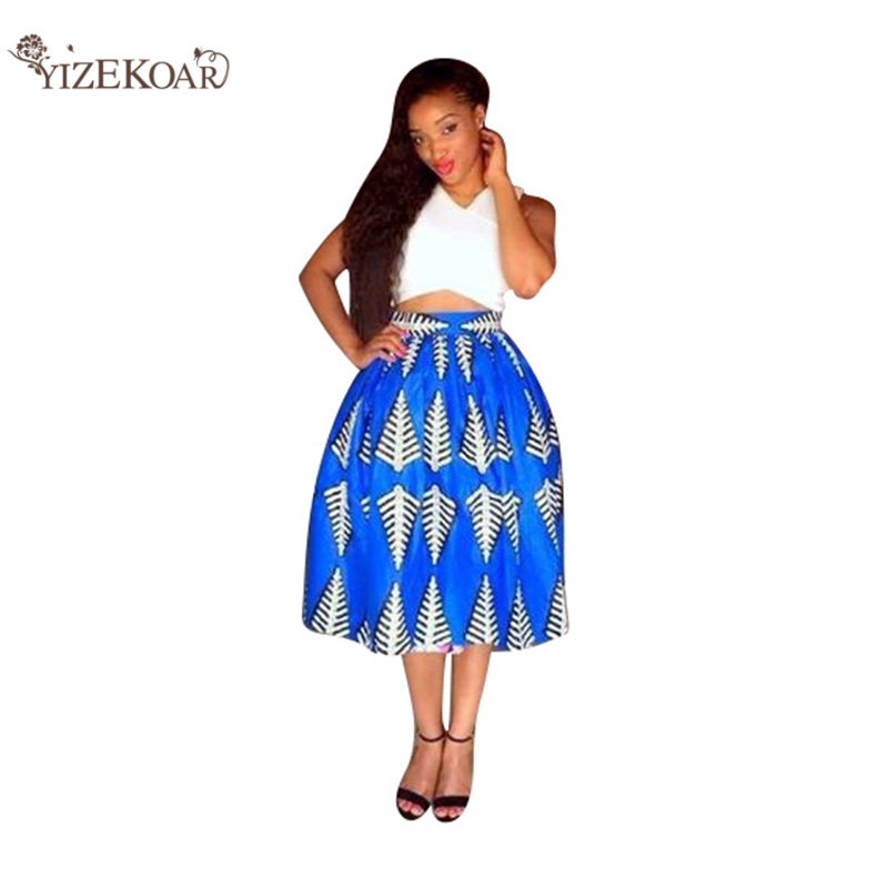 2017 Summer Women Vintage Fashion Two Piece Outfits Sexy Sleeveless V Neck Print Long Party Skrit Sets OS7078