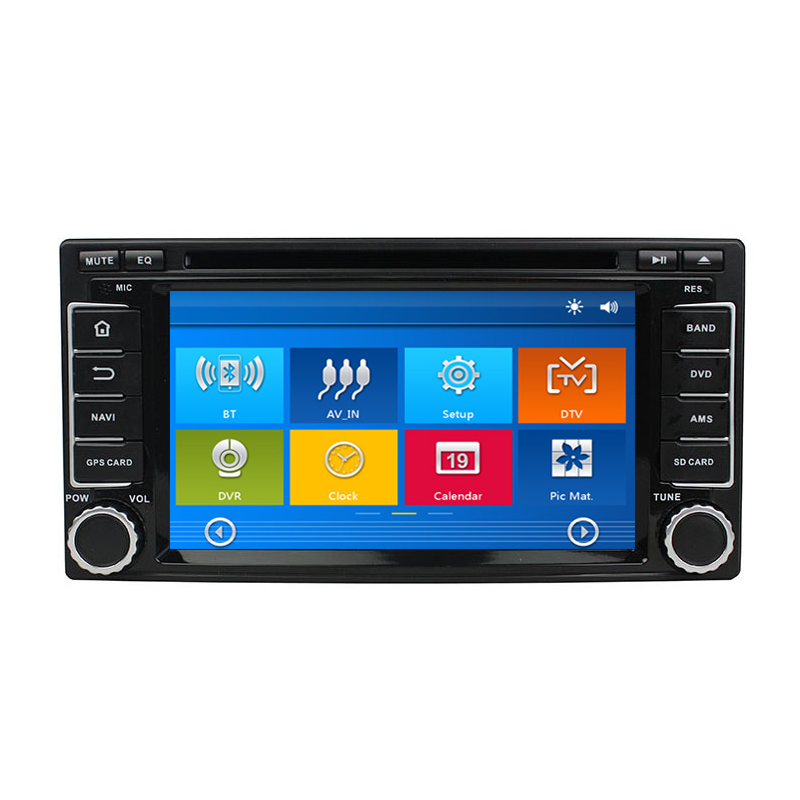 Free Shipping 7 inch Car DVD Player GPS Navigation System For Subaru Forester Impreza 2008 2009 2010 2011 with RDS Ipod Radio(China (Mainland))
