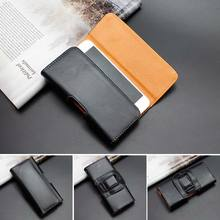 Mobile Phone Cases Horizontal Belt Clip Holster PU Leather Pouch Case For iPhone 6 6S Plus 5 5S 4 4S iPhone Case For 6 6S Plus