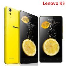 Original Lenovo K3 Lemon K30-W Cell Phone Android 4.4 Qualcomm MSM8916 Quad Core 5.0″IPS 1280×720 16GB ROM 8MP K30W K30t mobile