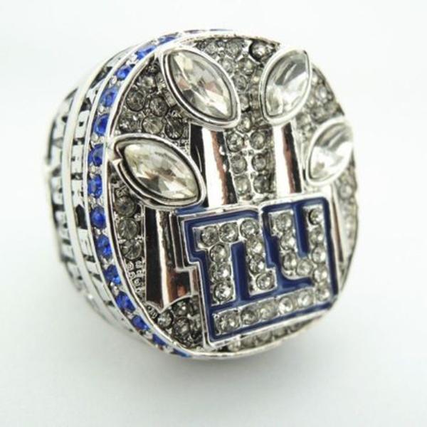 Drop Shipping engiriman gratis jual panas perhiasan olahraga, Nfl 2011 Super Bowl New York Giants XLVI Championship Ring(China (Mainland))