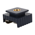 Adapter for Flash Hot Shoe Mount Adapter to 1 4 Screw Thread for Studio Light Stand