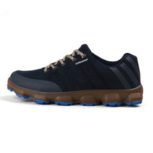 2014 New Arrival Male Shoes and Outdoor Mountaineering Shoes Both Men and Woman Round Non slip