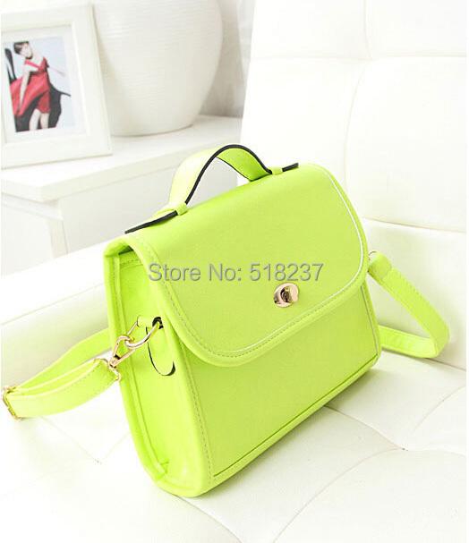 Hot Sell British Blank Messenger Bags Casual Fashion Women PU Leather Handbags High Quality Shoulder Bag 0063(China (Mainland))