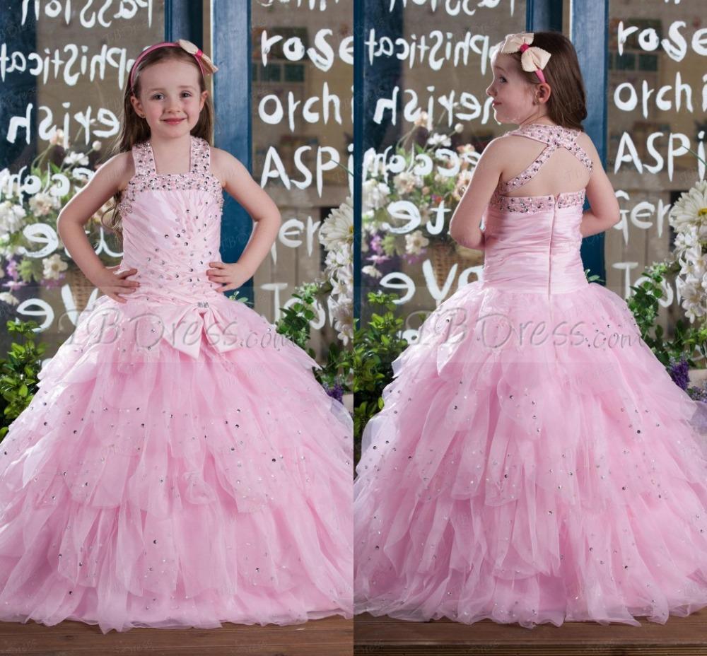 Turmec » ball gown dress for toddler