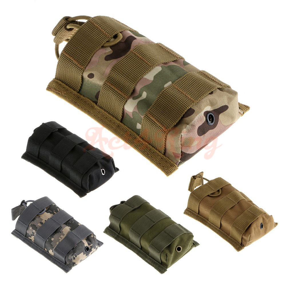 Tactical Molle Open Top MPS AEG Single Magazine Pouch Military Nylon Magazine Bag Cartridge Clip Pouch For M4/M16 5.56 .223<br><br>Aliexpress
