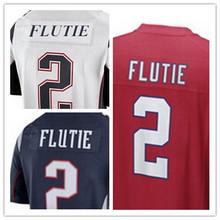 Men's 2015 New Arrival Jersey #2 Doug Flutie Elite Football Jersey  Flutie 2, Size M—3XL,Embroidery logos Mix Order