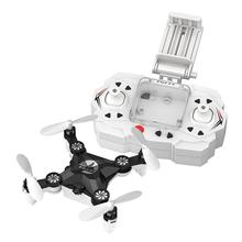 FQ777 FQ11W Micro Pocket Drone 4CH 6Axis Gyro Switchable Controller Mini quadcopter RTF RC helicopter Kids Toys