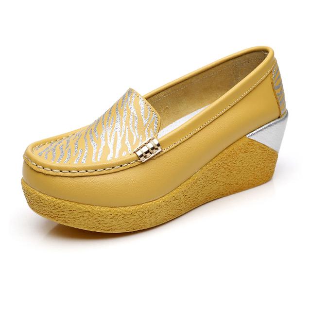 2015 новое поступление мягкий толстым дном осень женская обувь zapatos mujer мода ...
