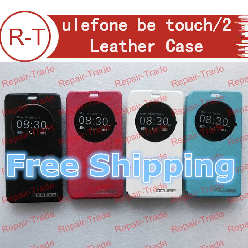 Гаджет  Ulefone be touch case High Quality Protective Leather Cover For Ulefone be touch+ulefone be touch 2 cellphone 4color In stock None Телефоны и Телекоммуникации