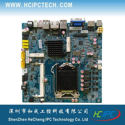 HCIPC 2043-4 ITX-HCM61D11G,LGA1155 H61 Mini ITX Motherboard,Mini ITX Motherboard for Car PC,White board etc<br><br>Aliexpress