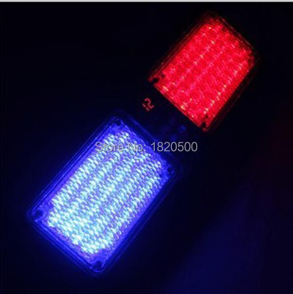 2016 Super Bright Car Truck Emergency Visor police lights LED Strobe Flash Warning EMS Police safe Light Firemen Emergency(China (Mainland))