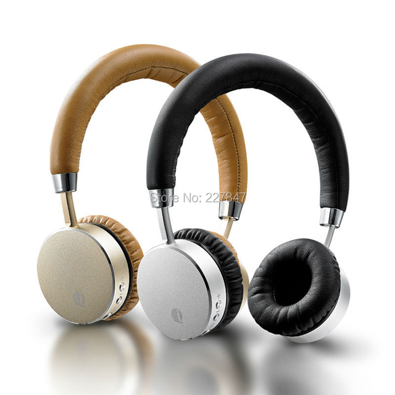 Original OPPO iLike speed metal LE103 Bluetooth wireless headset Hifi Leather over ear headphone(China (Mainland))