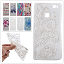 2016 Soft TPU Phone Case Coque Huawei P9 Lite Silicon 5.2 Inch Back Cover Fundas - Fantastic baby! store