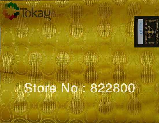 African headtie good quality different color,2PC/bag, yellow color,5 bag/lot,HT0074 sego - Guangzhou Tokaytime Trading Co., Ltd. store