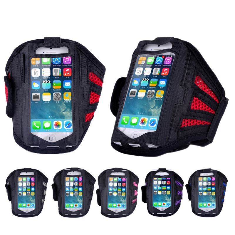 Hot Arm Bands For iphone 4 4S 5 5G 5S 5C Gym Sports Running Armban for LG Optimus L3/L5 for Galaxy S3mini/S4mini Running Armband(China (Mainland))