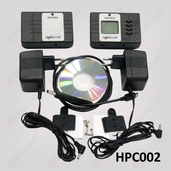 HIGHLIGHT HPC002 unidirectional electronic infrared person counter sensor for retail store(China (Mainland))