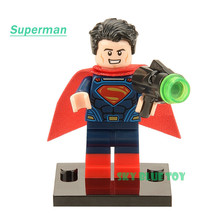Single Sale Minifigures Marvel DC Super Heroes Avengers Batman Figure Building Blocks Toys Christmas Gifts Compatible with lego(China (Mainland))