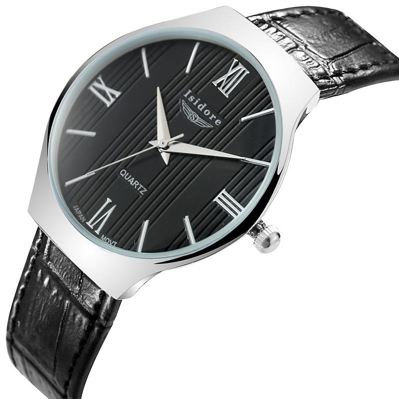Super Thin Quartz Watch Erkek Kol Saati Famous Brand Mens Watches Male Quartz-watch Men Business Wristwatch Relogio Masculino