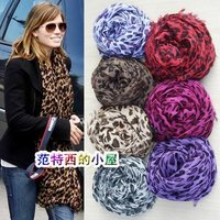 Free shipping Fashion classic leopard print cotton super large long 2m wide 1meters scarf woman big pashmina scarves