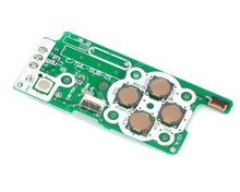 Replacement Power Switch Circuit Board Plate Panel For Nintendo DSi NDSi