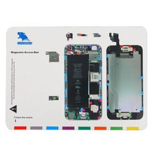 High quality Magnetic Screw Mat Technician Repair Pad Guide Tool For iPhone 6 4.7 inch Newest(China (Mainland))