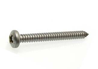 ST 3.9  * 9.5  Cross recessed pan head tapping screws stainless steel screws 1000 pieces<br><br>Aliexpress