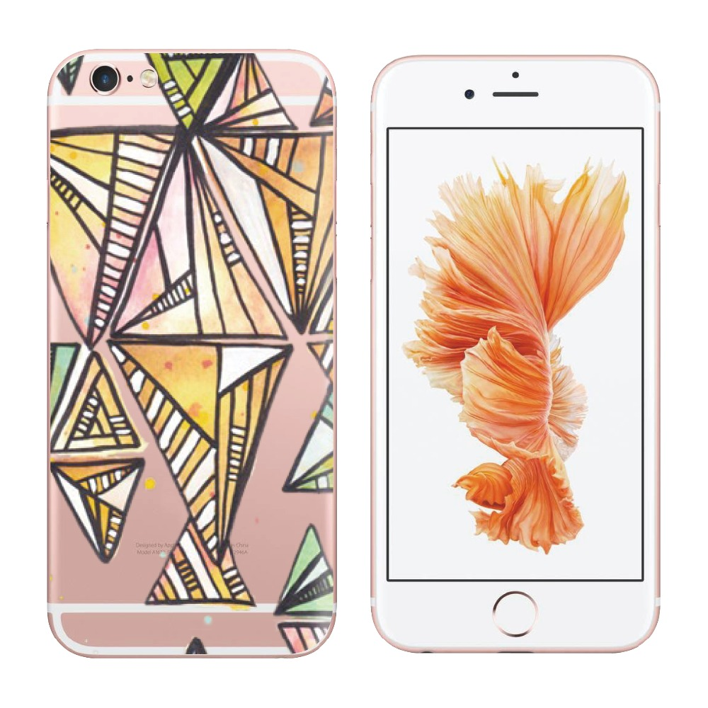 Luxury Diamond Stone Crystal Back Pattern Design Case Cover For iPhone 5 5s 6 6s Soft