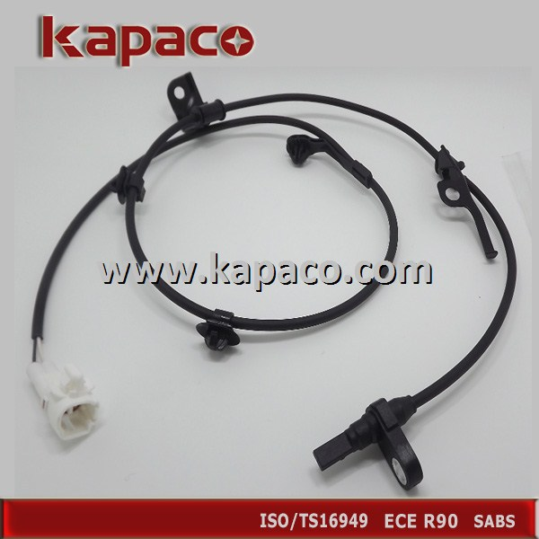 OE Replacement Front Left ABS WHEEL SPEED SENSOR 89543-52030 89543-52050 for Toyota Yairs Scion xD(China (Mainland))