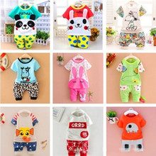 Free Shipping Limited Cheap Promotion Style random send 2016 new unisex summer fashion short sleeved children