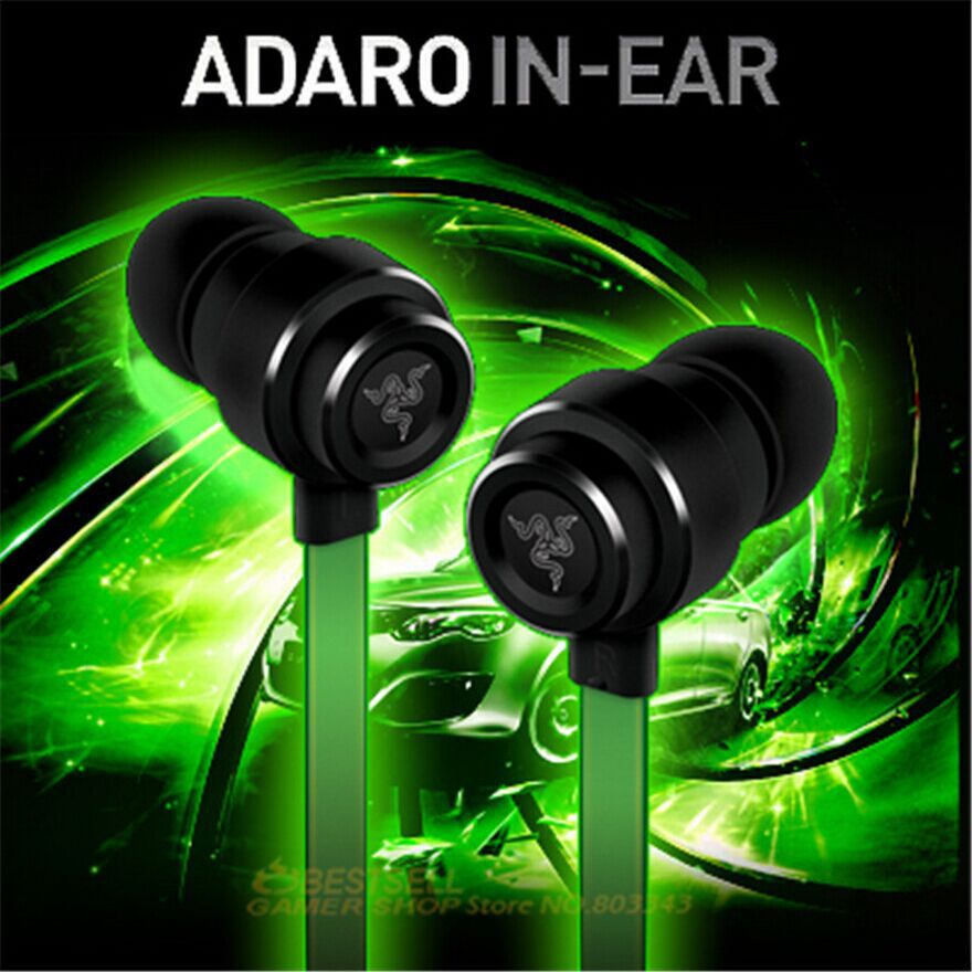 2015 Adaro in-Ear Headphone&amp;Earphone In Retail Box Hight Quality Adaro Headset Hot Sale In Ear Gaming Headphone Noise Isolation<br><br>Aliexpress