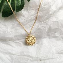 Artilady 12 zodiac colar pingente colar constelação de ouro colar para mulheres jóias festa presente transporte da gota(China)