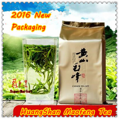 New 2016 Spring Maofeng Natural Top Level Huangshan Mao Feng Tea Handmade Mao Feng Tea Health Care Green Tea 250g Free Shipping(China (Mainland))