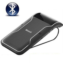 Car Bluetooth car kit Automatic Car Electronics Handsfree kit Auto sun visor wireless bluetooth speaker for iPhone etc.telephone