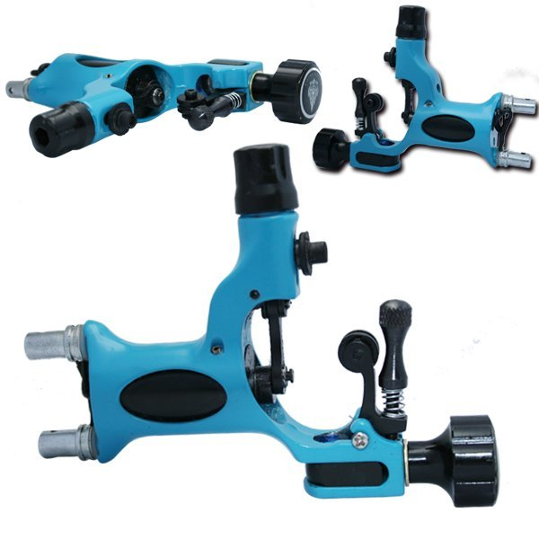 Hot Selling Adjustable dragonfly rotary tattoo machine hybrid shader liner tattoo gun for sale free shipping for wholesale Price