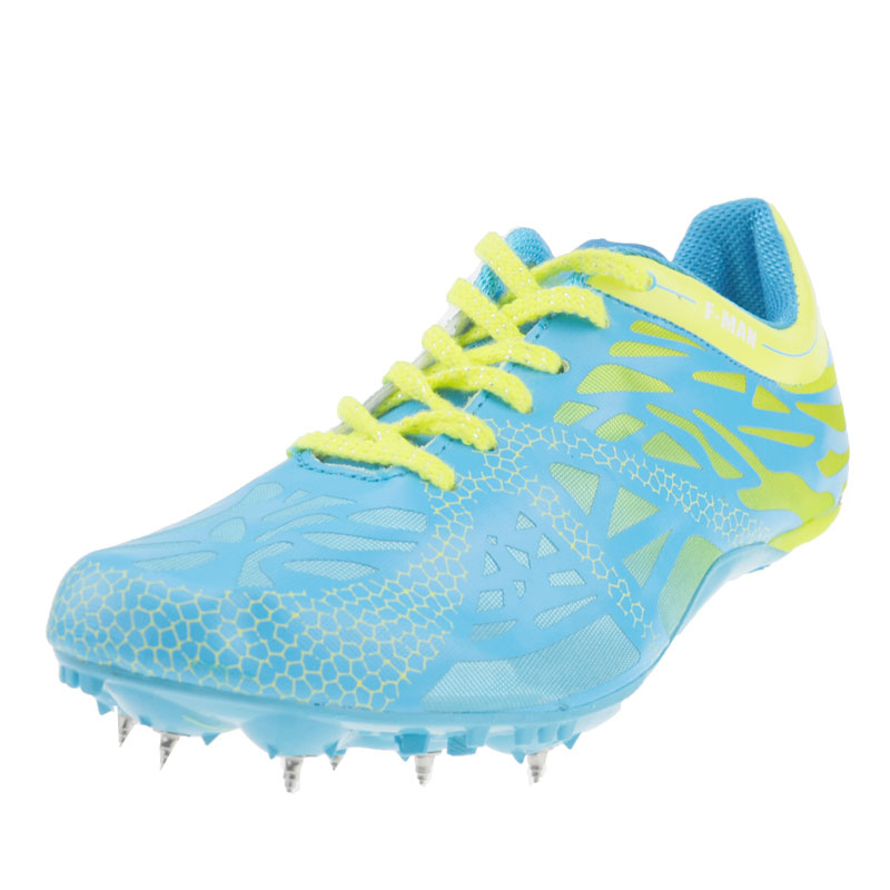 2016 Running shoes for men and women track and field sprint spikes running shoes for running nail professional game shoes(China (Mainland))