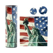 2018 SKY dustproof Vinyl Skin Sticker Full Body for Vgod Pro Mech Mod(China)