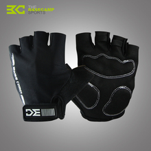 BASECAMP Free Shipping sports antislip Cycling Glove Bike Bicycle Sports Half Finger Glove Size M-XL BC-204(China (Mainland))