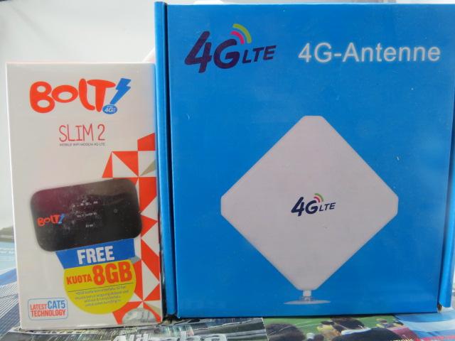 HUAWEI E5577 UNLOCKED BLACK LTE 4G & 3G Mobile MiFi +4G 35dbi TS9 antenna