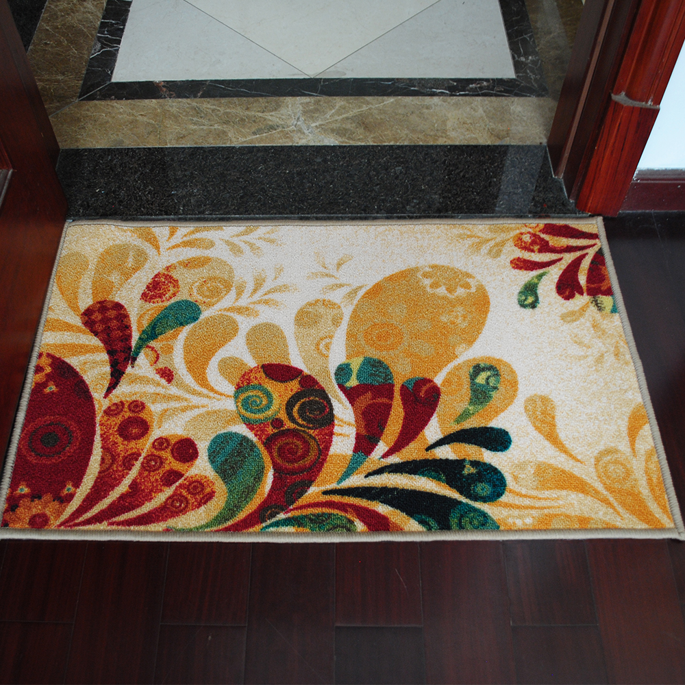 Popular country rugs kitchen buy cheap country rugs for Country style kitchen rugs