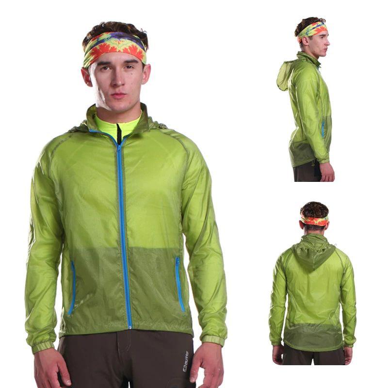 mens sports jerseys jacket outdoor sun protection clothing