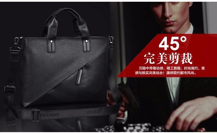 Free Shipping New 2015 Fashion Men Bags, Men Messenger Bag, High Quality Man Brand Business Bag, Shoulder Bag  For Men #10071-1