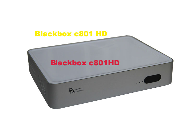 Freeshipping for Singapore Nagra3 HD Set Top Box Cable TV Receiver Blackbox c801 hd Support Nagra3(China (Mainland))