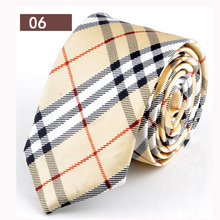 New 2014 Men Tie 8 Color Striped Narrow Neckties Men's Business Gift Tie Free Shipping MCTI3832(China (Mainland))
