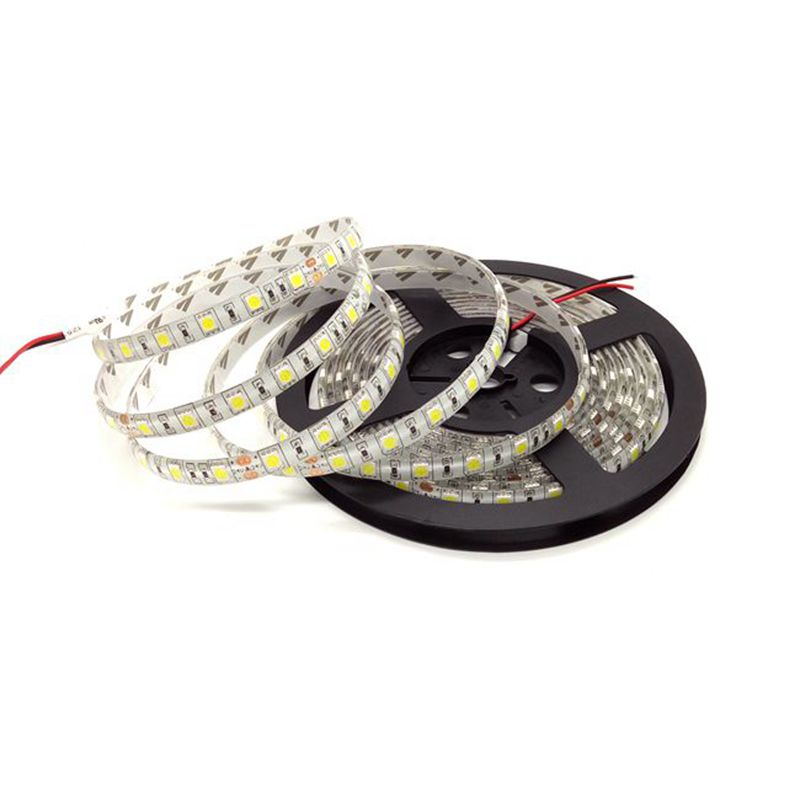 led 24V SMD Waterproof LED strip 5050 Flexible light 5m 300leds IP65 warm white / blue / red / green / yellow /RGB led tape(China (Mainland))
