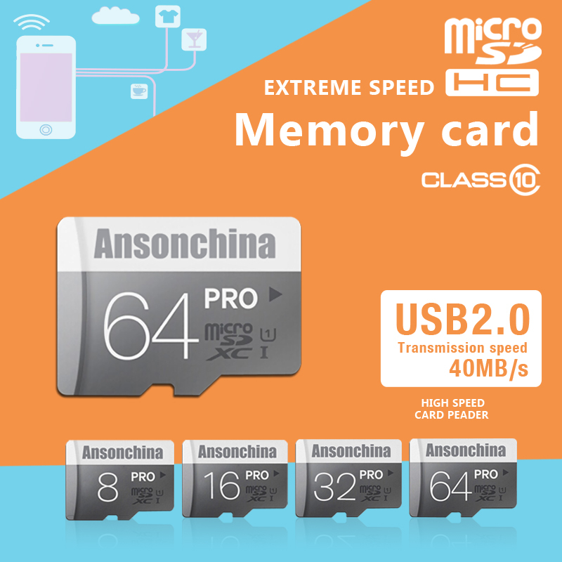 Pass H2testw!!Certified micro sd 4GB 8GB 16GB 32GB 64GB micro sd card 64GB class 10 flash card class 6 memory card Real capacity(China (Mainland))