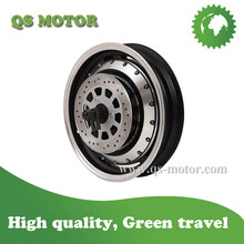 Buy QS 6000W 14inch Electric Hub Motor V3 Type Electric scooter Electric motorcycle kits for $499.00 in AliExpress store