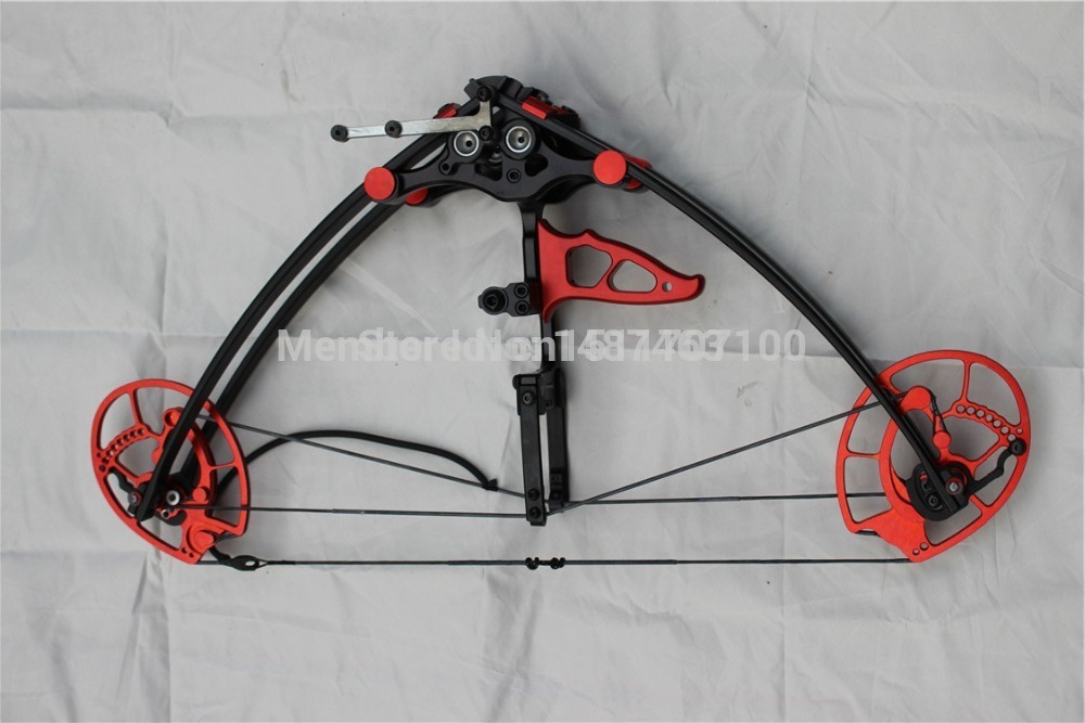 Hunting compound bow M109A triangle bow 40 60lbs hunting and used for match compound bow and