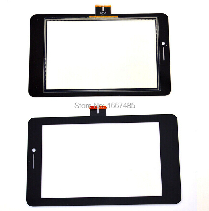 Original For Asus Fonepad 7 Memo HD 7 ME175 ME175CG Touch Screen Digitizer Glass Replacement Parts Black(China (Mainland))
